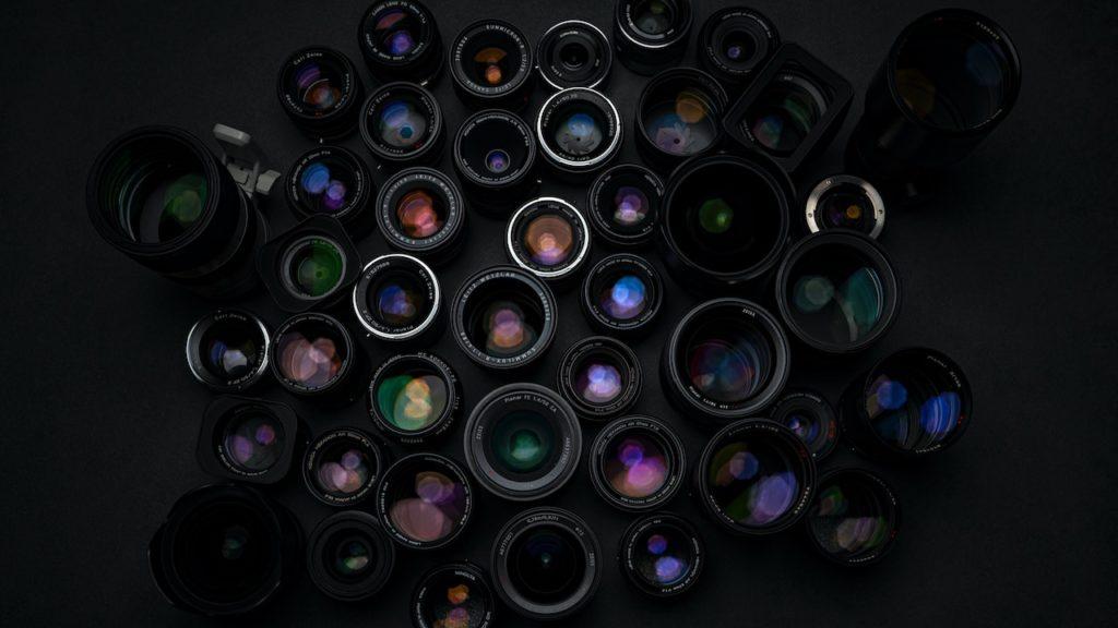 焦点距離別レンズの選び方