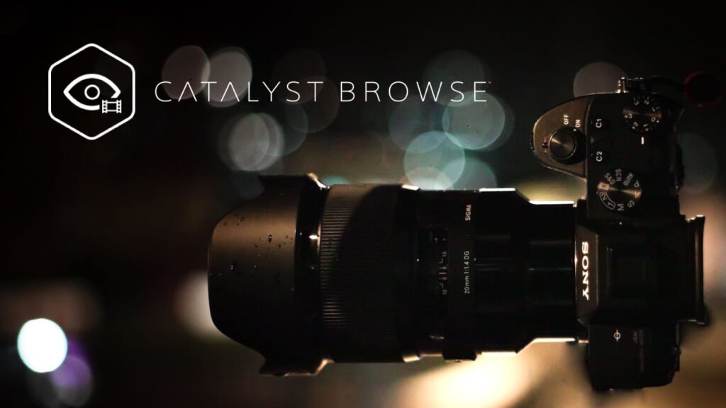 Catalyst Browse